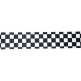 "Grosgrain Ribbon 1 1/2"" Checker Board 5 Yards"