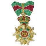 Medal Applique 7825
