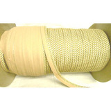 """Cordedge Piping 1/4"""" Beige Conso 144 Yard Roll"""