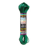 Cord 2.5mm Metallic Green 27 Yards