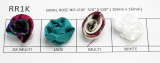 Ribbon Rose Swirl Style *Colors* 12 pack