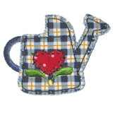 Watering Can Gingham