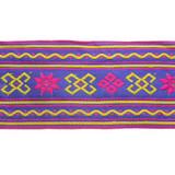 """Jacquard Ribbon 2 1/2"""" *Colors*"""