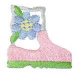 Gardening Boot with Flower