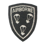 Airborne Parachute Shield