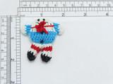 Humpty Dumpty Crochet Applique