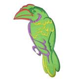 Green Hornbill