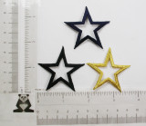"""Open Star 1 7/8"""" (47.62mm) *Colors*"""