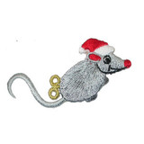 Christmas Clockwork Mouse Right
