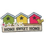 Birdhouses 'Home Sweet Home'