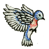 Bird Flapping Wings