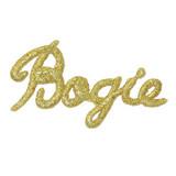 Golf Word 'BOGIE'