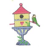 Birdhouse Yellow