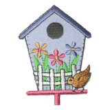 Birdhouse Blue