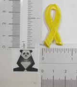 Yellow Awareness Ribbon