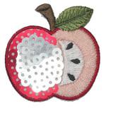 Sequin Apple