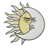 Sun and Moon Applique