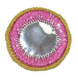 Circle Mirror Pink