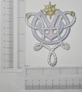 Nautical Compass Pastel