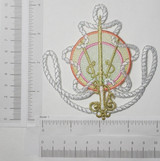 Nautical Swords Pastel