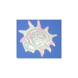 Pastel Sparkle Sea Shell