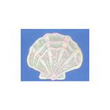 Pastel Sparkle Sea Shell.