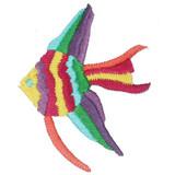 Large Multi Color Fish
