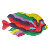 Large Multi Color Fish b