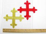 "Equal Latin Cross Large 5 5/8"" x 5 5/8"" (143mm)"