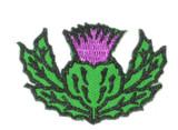 "Thistle Scottish Highland 1 1/4"" High"