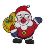 Red Nose Santa