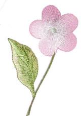 Flower Spray Pink.