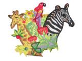 Safari Animals Large