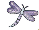 Dragonfly Lilac Sparkle