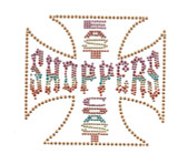 Rhinestud Applique - East Coast Shoppers