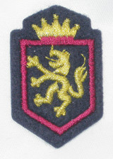 Crest with Lion