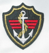 Crest with Anchor