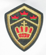 Crest with Crowns