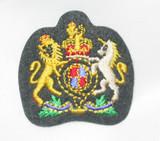 Crest Lion & Unicorn