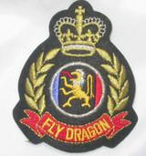 Fly Dragon Crest