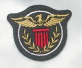 Crest with Bird