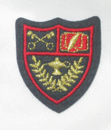 Crest with Cross Keys