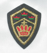 Crest with Crowns.