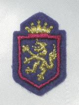 Crest Golden Lion