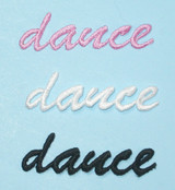 "Dance Word *Colors* 2"" x 5/8"""