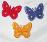 Butterfly Quad Dot Wings *Colors*