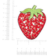 Large Calico Strawberry