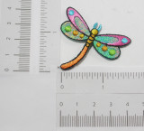 "Sparkle Dragonfly 1 7/8"""