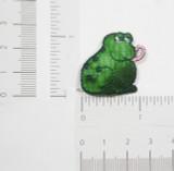 Shiny Green Frog