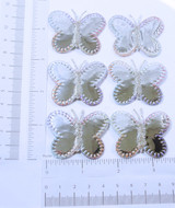 Mirror Butterfly 6 Pack